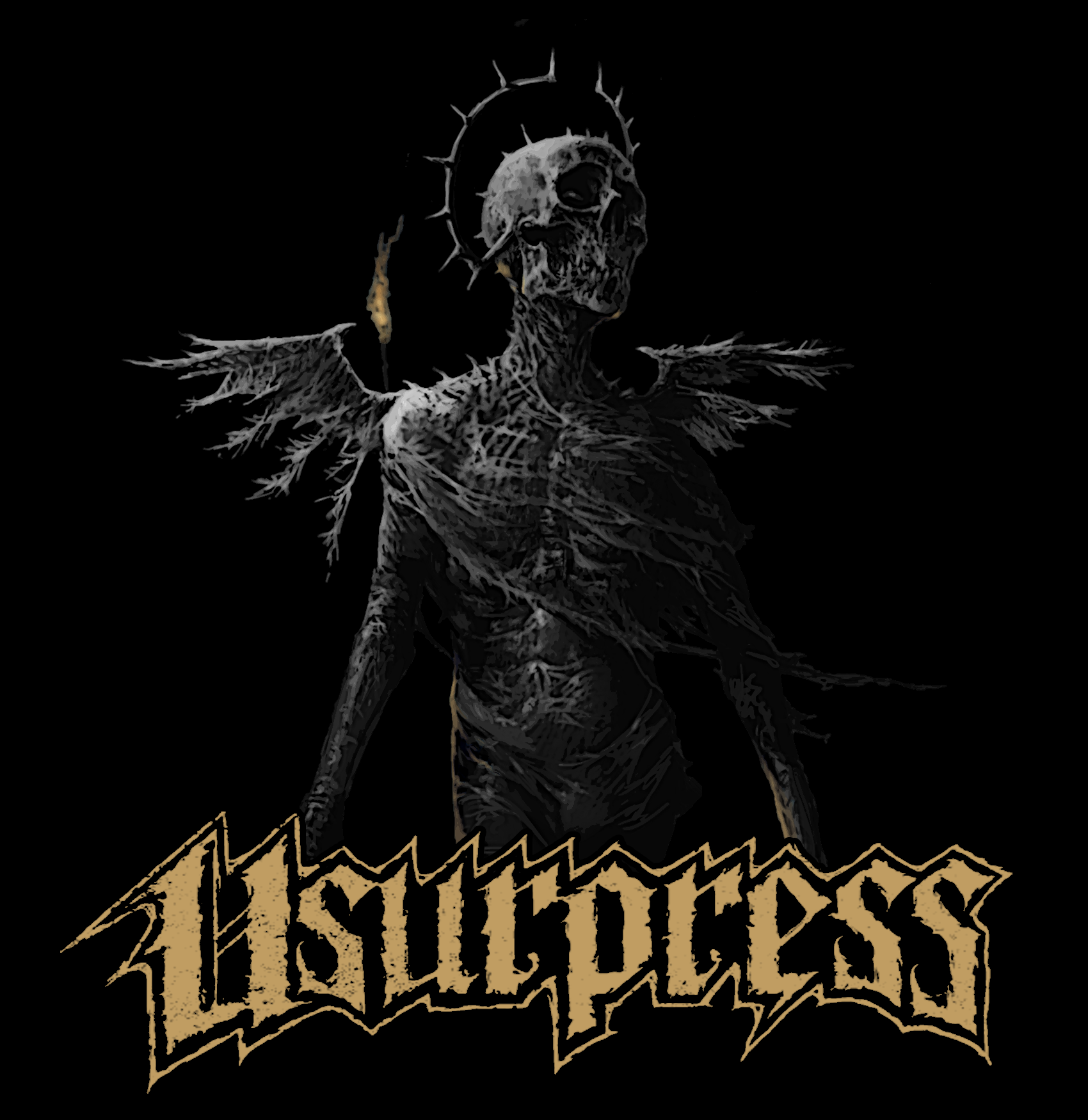 Usurpress - Ordained (T-Shirt)