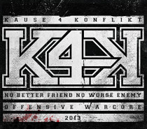 Kause 4 Konflikt: No Better Friend – No Worse Enemy
