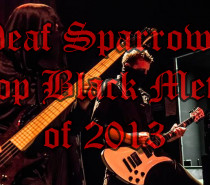 Deaf Sparrow's Top Black Metal of 2013