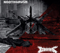 Noothgrush/Coffins: Split LP