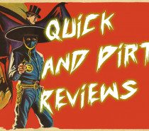 Quick and Dirty Reviews