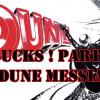 Frank Herbert's Dune Sucks: Part II – Dune Messiah