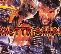 Cassette Assault – Hit It Hard With Sludge