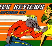 Quick Reviews – September 2017