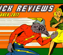 Quick Reviews – October 2017