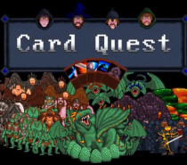 Card Quest (Old-School RPG Card Slam)