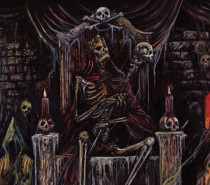 Druid Lord – Grotesque Offerings (Slow Metal)