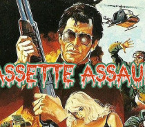 CASSETTE ASSAULT (Stuff I've Been Sitting Upon)