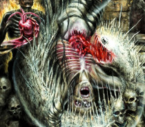 Drawn and Quartered – The One Who Lurks (WTF Am I Looking At Metal)