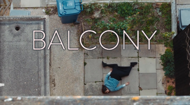 Balcony (Self-Loathing Identity Collapse)