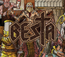 Besta – Eterno Rancor (Crust Metal Capitalism)