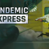 Pandemic Express (Mosquito Mutant Tag With Assassin Mimes)
