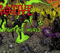Motive – Fight the World (Cyberbullied Thrash)