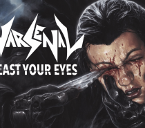 Warsenal – Feast Your Eyes (Glass in Eyes Thrash Metal)