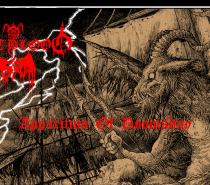 Goatblood – Apparition of Doomsday (Satan at Sea Blackened Death Metal)