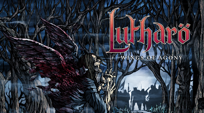 Lutharö – Wings of Agony (Melodic Toddler Death Metal)