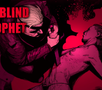 The Blind Prophet (Infernal Point-and-Click Cyberpunk Noir)