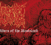 Violent Hammer – Riders of the Wasteland (Caveman Metal)
