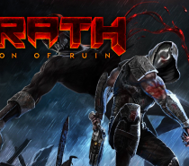 WRATH: Aeon of Ruin (Screaming Demon Booger Gun Game)
