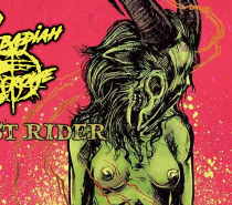 Zebadiah Crowe – Host Rider (Non-Sucking Ministry Black Metal)