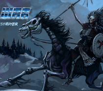 Ice War – Defender, Destroyer (One-Man Snow-Hating Heavy Metal)