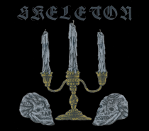 Skeleton – S/T (Dark Basement Thrash)
