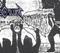 Siege Column – Darkside Legions (Xerox Notebook Torture Art Filth Metal)