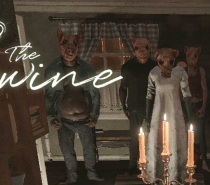 The Swine (Pig Head Cult Flash Horror Game)