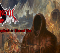 Blackevil – Forever Baptised in Eternal Fire (They Meant to Spell it That Way Blackened Thrash)
