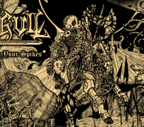 Körgull the Exterminator – Sharpen Your Spikes (Listen to it LOUD Blackened Thrash)
