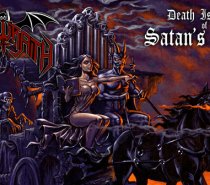Vaultwraith – Death is Proof of Satan's Power LIMITED EDITION Cassette and T-Shirt