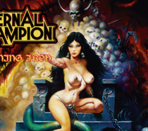 Eternal Champion – Ravening Iron (SEGA! Epic Heavy Metal)