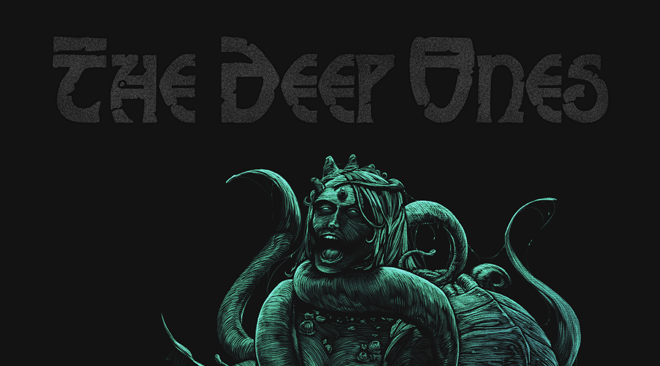 The Deep Ones (H.P. Lovecraft Lo-Budget Stank Horror by Chad Ferrin)