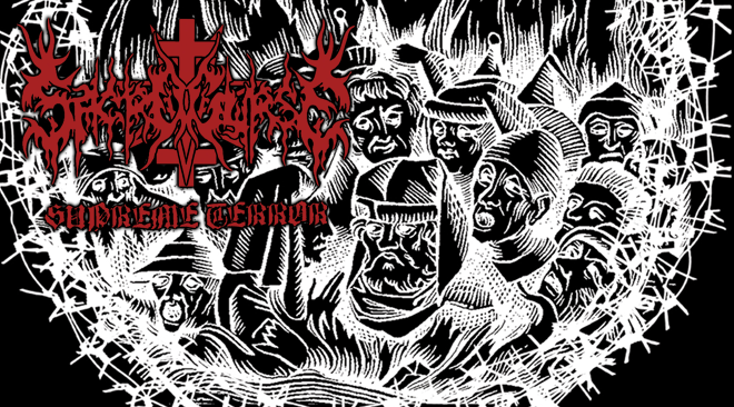 Sacrocurse – Supreme Terror (Torture Dungeon Death Metal)