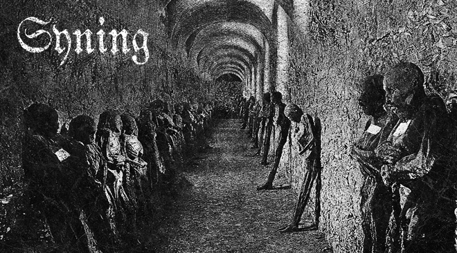 Syning – S/T (Catacomb Synth Depressing Black Metal)