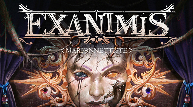 Exanimis – Marionnettiste (Orchestral Steam Punk Death Metal)