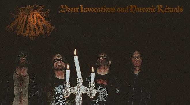 Můra – Doom Invocations and Narcotic Rituals (Opium Addicted Death Doom)