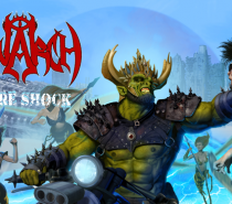 Monarch – Future Shock (Retro Post-Apocalyptic Alien Stuff Thrash)