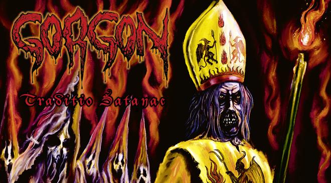Gorgon – Traditio Satanae (Black Punk or Something)