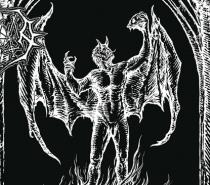 Baxaxaxa – Catacomb Cult (Hard to Spell German Black Metal)