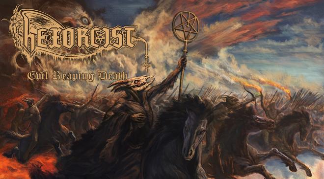 Hexorcist – Evil Reaping Death (Old School Florida Death Metal Lol)