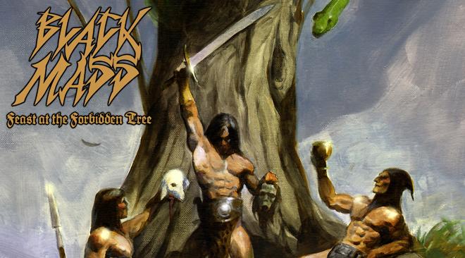 "Black Mass – Feast of the Forbidden Tree (Blackened ""The Metal"")"