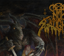 Nunslaughter – Red is the Color of Ripping Death (Simple Satanic Death Metal)