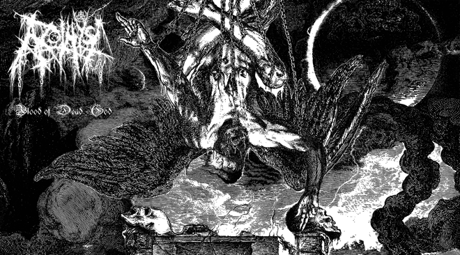 Azothyst – Blood of Dead God (Poisonous Blackened Death Metal)
