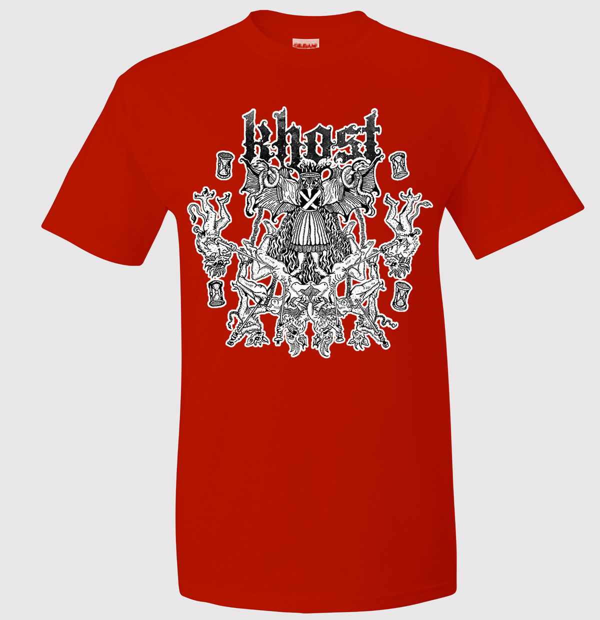 khost - Limited Edition Shirt (RED)