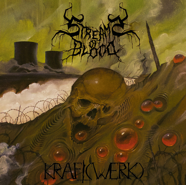Streams of Blood - Kraft(Werk) (Limited Edition Double LP)