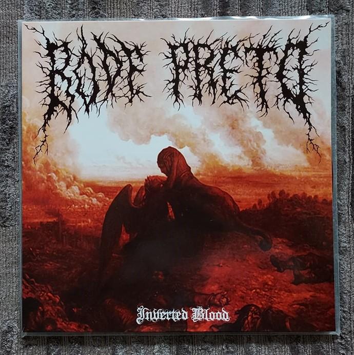 Bode Preto - Inverted Blood (Limited Red Vinyl)